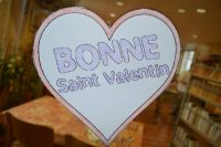 Repas Saint Valentin