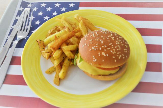 Un petit air d'Amérique!